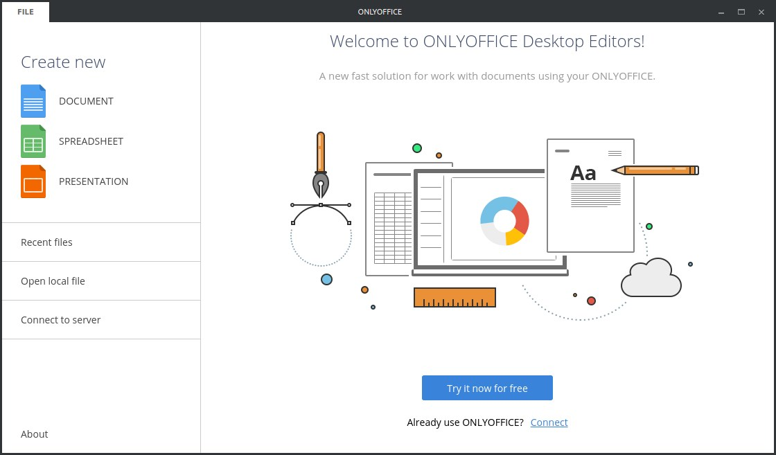 onlyoffice Software Aplikasi Pengganit Ms Office