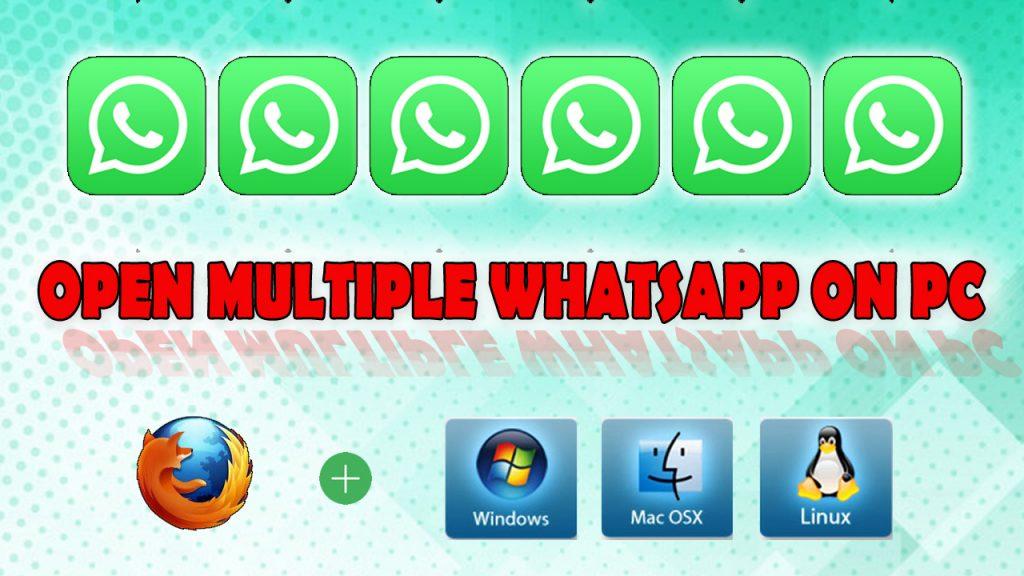 Cara membuka Banyak Akun Whatsapp Web