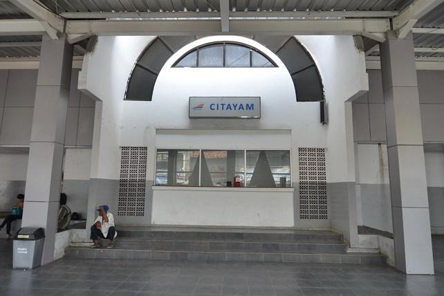 Jadwal KRL Citayam