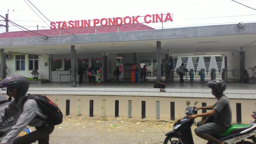 Jadwal KRL Pondok Cina