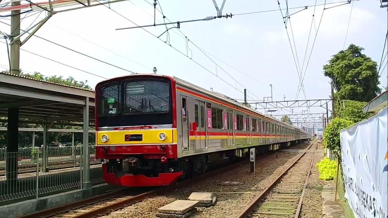 Jadwal KRL Stasiun Tambun