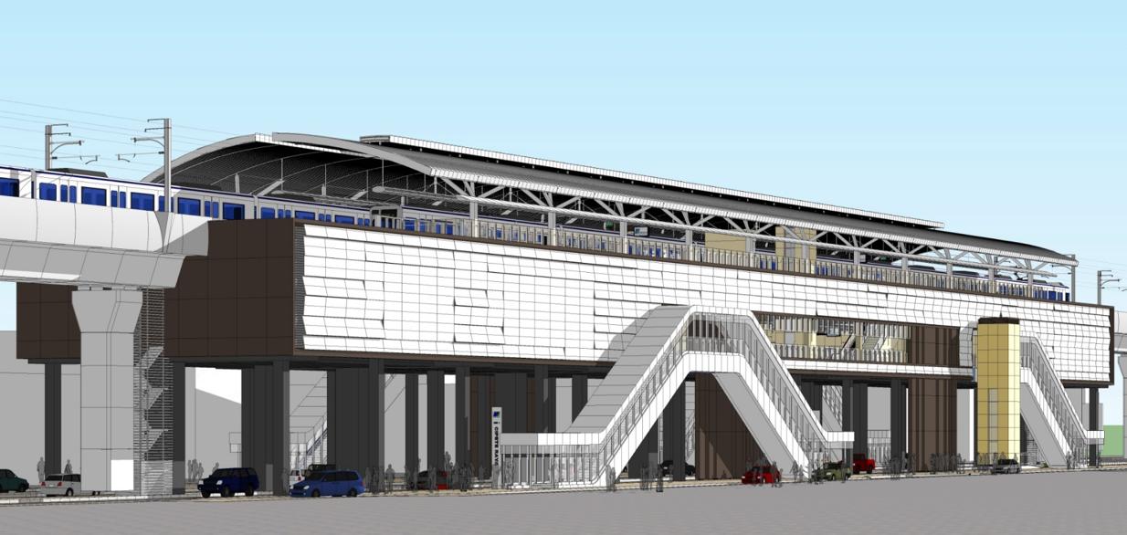 Jadwal MRT Cipete Raya