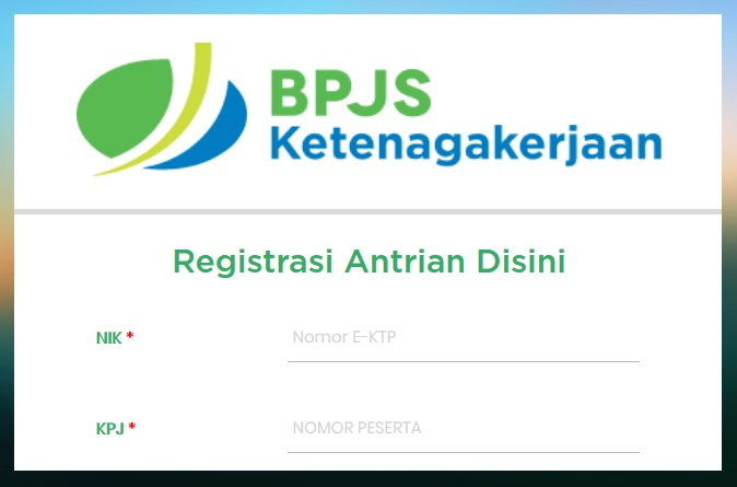 Mencairkan BPJS TK Manual