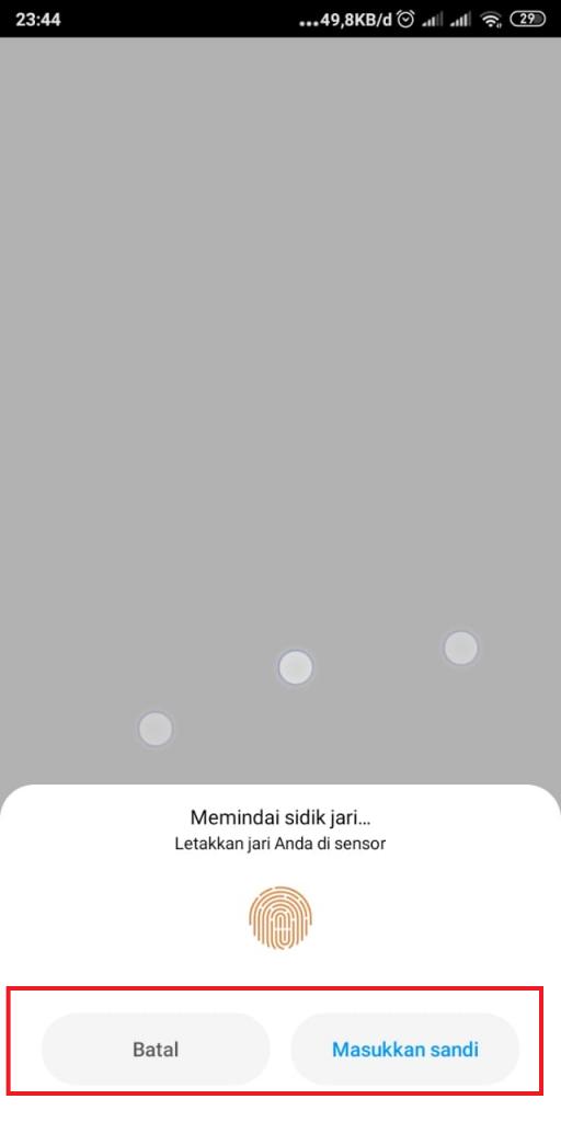Cara Transfer File Antar Ruang Dari Ruang Pertama Ke Ruang Kedua